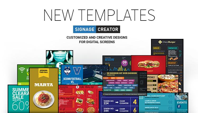 Digital Signage Powerpoint Template - mandegar.info