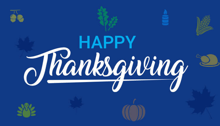 Happy Thanksgiving from the Mvix Team