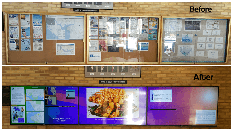 Mvix Digital Signage Lights Up Tourism In Florida County